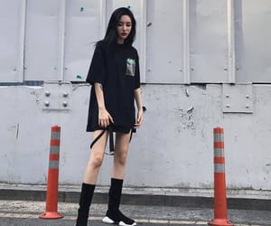 asian, fashion, and outfits image