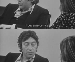 feelings, serge, and Gainsbourg image