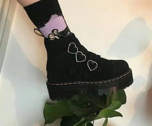 boots, aesthetic, and fashion image