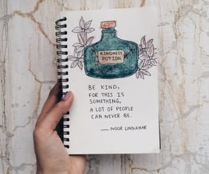 quotes, art, and kind image