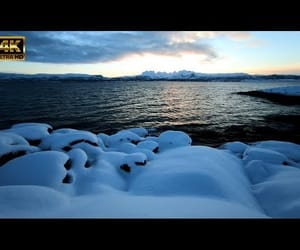 landscape, ocean, and video image