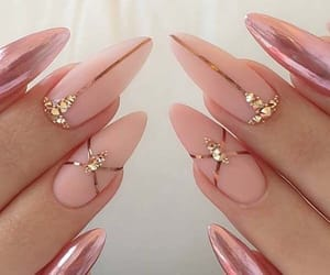 claws, nails, and oval shape image