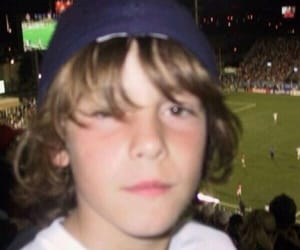 child, stadium, and shawn mendes image