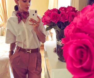 beautiful, flowers, and stylé image