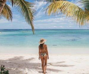 beach, beautiful, and inspo image