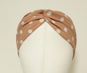 etsy, polka dot headband, and fashionheadband image