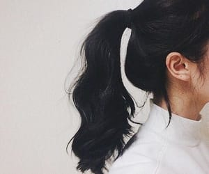 aesthetic, lara jean covey, and hair image