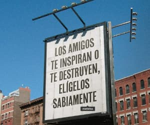 frases, amigos, and quotes image