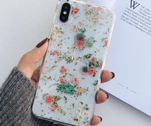 apple, cover, and iphone image