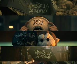 tv show, the umbrella academy, and netflix image