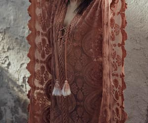 bohemian, boho, and kaftan image