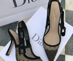 shoes, dior, and fashion image