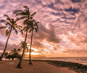 amazing, beach, and clouds image