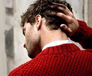 Jamie Dornan, boy, and man image