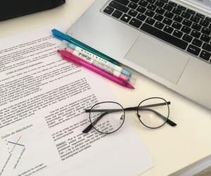 aesthetic, college, and economics image