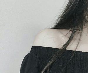 snap girl, رمزيات بنات كلمات, and حب وجع اسود image
