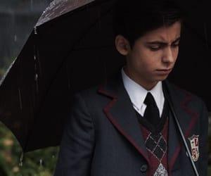 five, gerard way, and the umbrella academy image