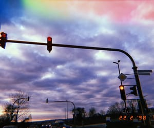 germany, purple, and rainbow image