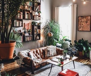 decor, home, and living room image