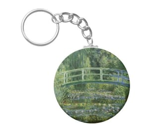 keychain and monet image