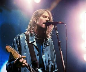 90's, cobain, and grunge image