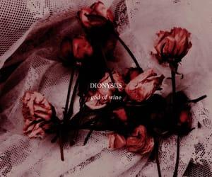 dionysus, edit, and poster image