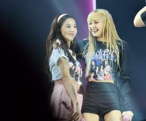 kpop, jisoo, and lisa image