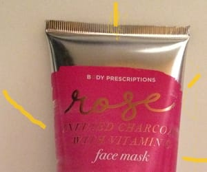beauty, face mask, and tips image