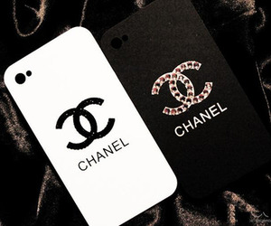 chanel and iphone image