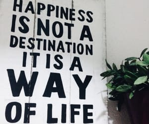destination, happiness, and way image
