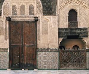morocco and travel image