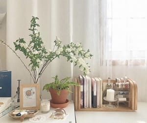 aesthetic, decor, and home image