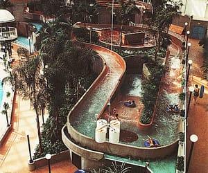 pool, water, and fun image