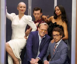 Marvel, paul bettany, and mcu image