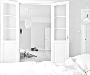 bedroom, classy, and elegant image