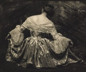b&w, victorian period, and b&wphotography image