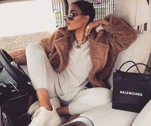 aesthetic, Balenciaga, and girl image