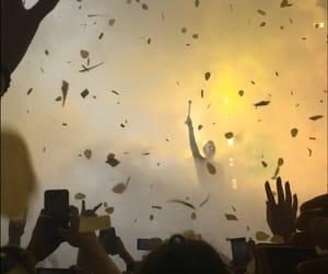 concert, confetti, and twenty one pilots image