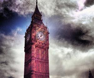 london, beautiful, and Dream image