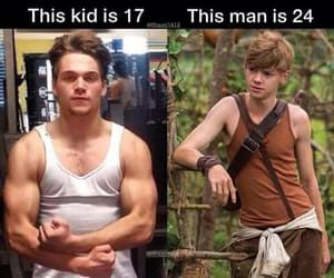 dylan sprayberry, newt, and teen wolf image