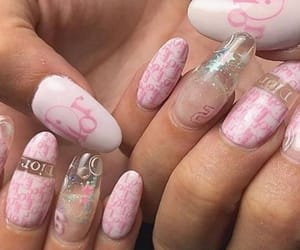 nails and dior image
