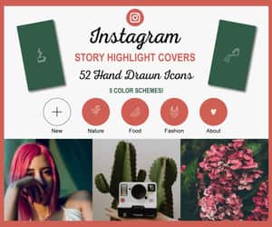 color scheme, instagram stories, and instagram story image