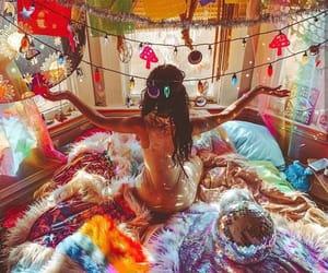 fantasy, hippie, and magic image