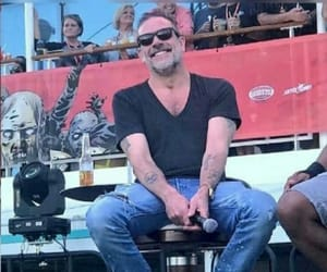daddy, jeffrey dean morgan, and sunglasses image