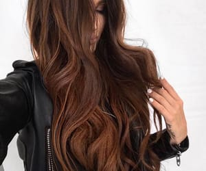 beauty, fashion, and hair image