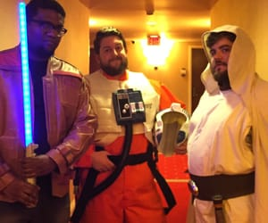 cosplay, finn, and star wars image