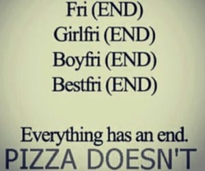 end and pizza image