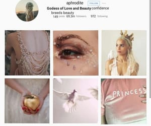 aesthetic, aphrodite, and fantasy image