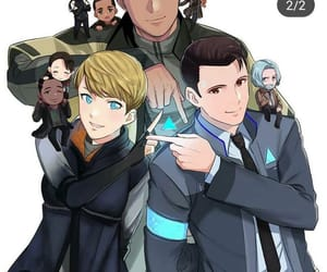 androids, boy, and Connor image