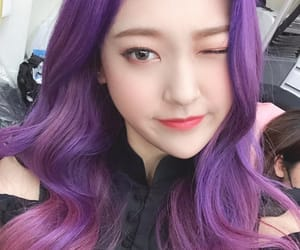 choerry, kpop, and loona image